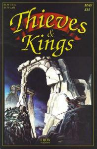 Thieves & Kings #35, NM- (Stock photo)