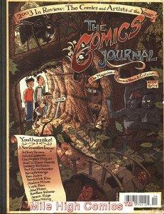 COMICS JOURNAL (MAG) #259 Near Mint