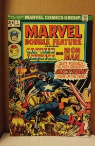 Marvel Double Feature #3 (1974)