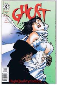 GHOST #17, NM, Good Girl, Eric Luke, Dead City, 1995