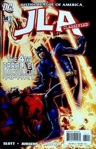 JLA: Classified #34 (2007)