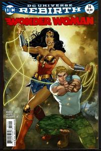 Wonder Woman #14  (Mar 2017 DC Rebirth)  9.2 NM-