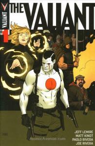 Valiant, The (Valiant) #1 VF/NM; Valiant | save on shipping - details inside