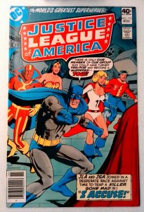Justice League of America #172 DC 1979 VF/NM Bronze Age Comic Book 1st Print