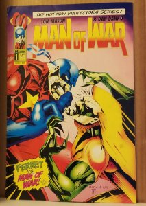 Man of War #1