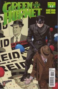 Green Hornet (Dynamite, 2nd Series) #3 VF/NM; Dynamite | save on shipping - deta