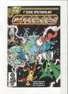 Crisis On Infinite Earths #1  NM Nice Copy