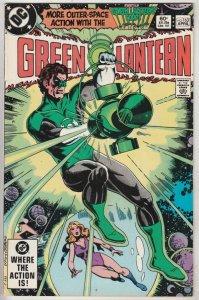 Green Lantern #163 (Apr-83) VF/NM High-Grade Green Lantern, The Green Lantern...