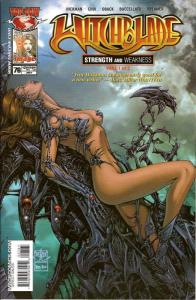 Witchblade #76 FN; Image | save on shipping - details inside