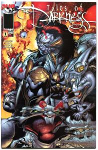 TALES of DARKNESS #1 2, NM+, Whilce Portacio, Image, Top Cow, 1998, 1-2 set