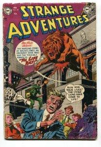 Strange Adventures #29 comic book Sci-Fi 1953-DC-Captain Comet-rare