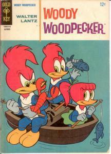 WOODY WOODPECKER 87 VG Oct. 1965 COMICS BOOK