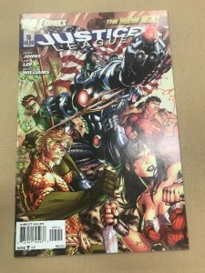 Justice League #2 New 52