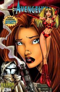 Avengelyne (1996 series) #6, NM- (Stock photo)