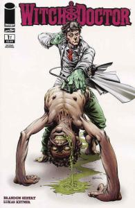 Witch Doctor (Image) #1 (2nd) VF/NM; Image   save on shipping - details inside