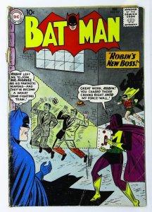 Batman (1940 series) #137, Good- (Actual scan)