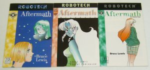 Robotech Invid War: Aftermath #1-13 VF/NM complete series - academy comics set