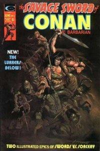 Savage Sword of Conan (1974 series) #6, VF- (Stock photo)