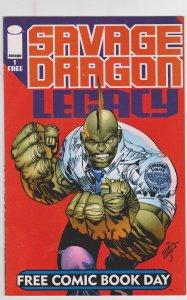 Savage Dragon Legacy Free Comic Book Day