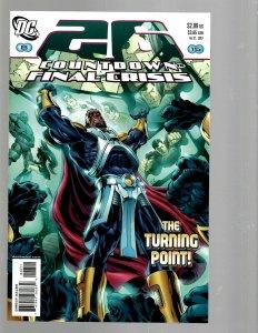 12 DC Comics Countdown # 26 25 24 23 22 21 20 19 18 17 16 15 J438