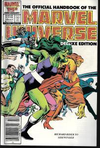 Marvel Universe Deluxe Edition #11