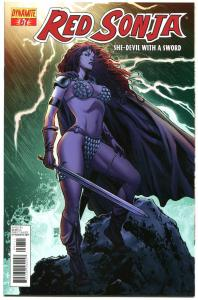 RED SONJA #67, NM-, She-Devil, Sword, Walter Geovani, 2005, more RS in our store