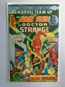 Marvel Team-Up (1st Series) #35, 4.0 (1975)
