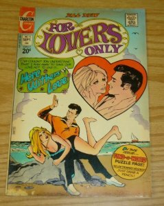For Lovers Only #73 GD Charlton | low grade comic - save on shipping - details