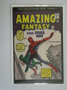 Spider-Man Collectible Series #1 Amazing Fantasy reprint 6.0 FN (2006)