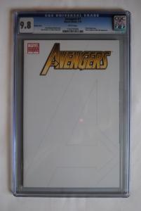 Avengers, #7, 9.8