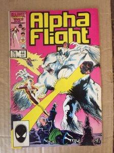 Alpha Flight #44