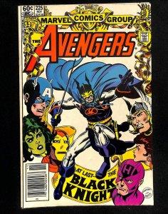 The Avengers #225 (1982)