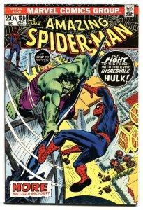 Amazing Spider-man #120 Hulk Battle issue-1973  VF-