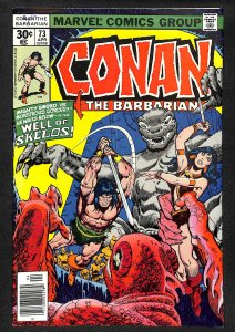 Conan the Barbarian #73 (1977)