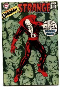 STRANGE ADVENTURES #207 coimic book 1967-DC-silver-age - deadman