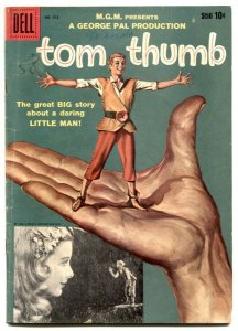 Tom Thumb - Four Color comics #972 1959 VG