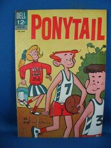 PONYTAIL 6 F VF DELL 1964