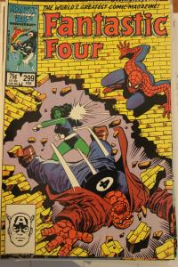 Fantastic Four 299 NM