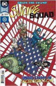 Suicide Squad #36 (2016 v4) Harley Quinn NM