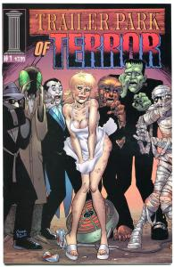 TRAILER PARK OF TERROR #1, VF+, Zombies, Demons, Variant, more TPOT in store