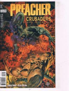 Preacher # 23 NM DC Vertigo Comic Book AMC TV Series Garth Ennis Fabry 96' GI1