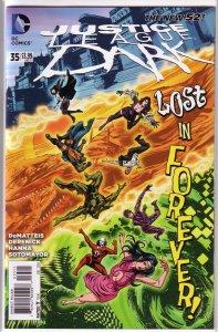 Justice League Dark   vol. 1   # 35 FN/VF (New 52)