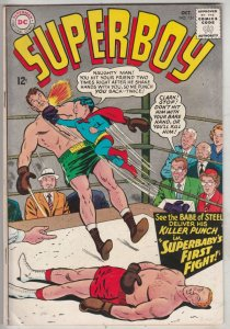 Superboy #124 (Oct-65) VF High-Grade Superboy