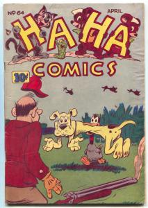 Ha Ha Comics #64 1949- Teepee Tim- Golden Age VG+