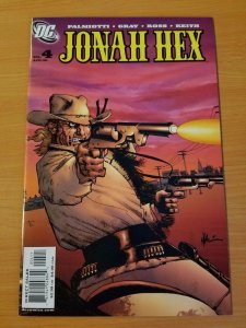 Jonah Hex #4 ~ NEAR MINT NM ~ (2006, DC Comics)