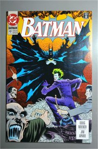 Batman  #491    VF/Better Actual Pictures
