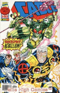 CABLE  (1993 Series)  (MARVEL) #39 Near Mint Comics Book