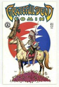 Grateful Dead Comix #2 VF 8.0
