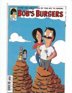 Bob's Burgers #7 Dynamite Comics NM   nw123b