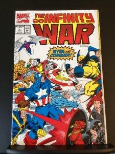 The Infinity War #2 (1992)